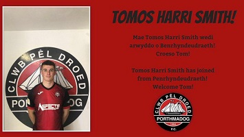 Tomos Harri Smith
